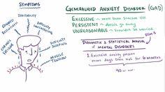 Resultado de imagen para generalized anxiety disorder