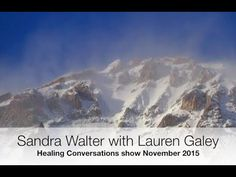 Sandra Walter and Lauren Galey on Ascension, Resurrection & Our Path - YouTube