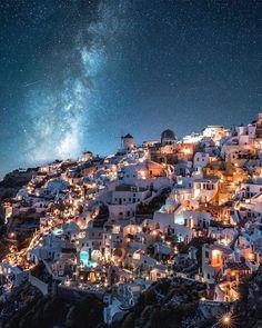 Santorini..