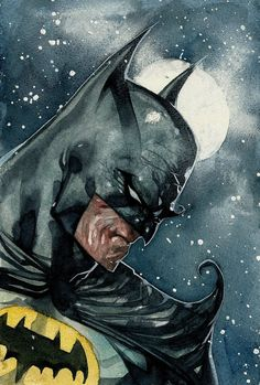 Batman by Roger Cruz