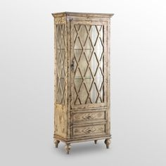 Find it at the Foundary - Vintage Curio Cabinet