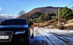Audi 7, Prochot, Landscape