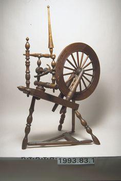 American Textile History Museum in Lowell, Massachusetts, Joseph Gregg