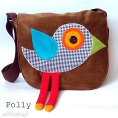 Ptaszyna- torba. $35