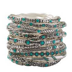 Check out the deal on Stackable Thin Stretch Bangles at The Paper Store
