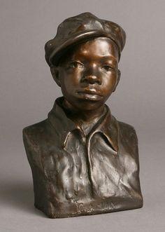 augusta savage, great sculptor of the Harlem Renaissance.