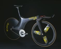 The Yellow Bike Company: Innovation of cycling technology : The Lotus Type 108
