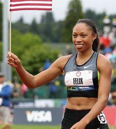 2012 Summer Olympics hotties: Allyson Felix, track & field
