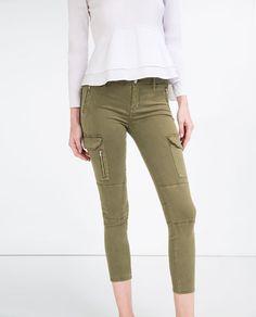 Pants Mejores 8 Pantalones Cargo De MujerArmy Imágenes yNwvOm08n