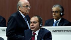 Blatter and Prince Ali Face Off in FIFA Presidential Vote in Live Video Stream