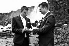 Pink Wedding by Pink Iceland  Photo by Kristin Maria  #samesexmarriage #lesbianwedding #weddingplanner #weddingiceland #gayiceland #lgbtrights #onelove #equalmarriage # gaymarriage #gaywedding #pinkiceland