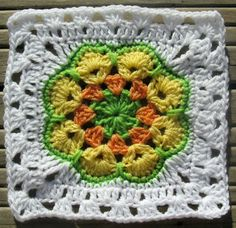 Knot Your Nana's Crochet: Granny Square CAL (Week 5)
