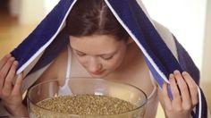 Nezabúdajte, že inhalovanie liečivých pár nebude účinné, ak k nemu nepridáte aj ležanie v posteli.