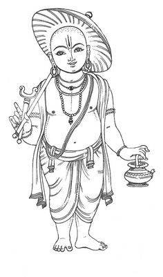 Avataras or Incarnations of Lord Vishnu Kerala Mural Painting, Tanjore Painting, Indian Art Paintings, Outline Drawings, Art Drawings Sketches, Pencil Drawing Images, Drawing Art, Madhubani Art, Indian Folk Art