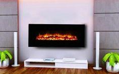 Best Wall Mounted Fireplace Reviews Ideas
