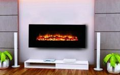Best Wall Mounted Fireplace Reviews Ideas