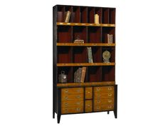 Get your affairs in order. Our clean, scholarly and attractive units bring a well tailored, refined quality to your den, library or study.