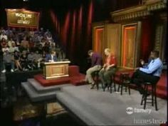 ▶ Whose Line: Let's Make A Date 17 - YouTube--my favorite one, so far.