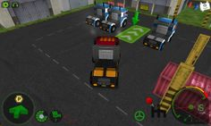 If you like to park truck or drive the truck in hard tracks, Ace Trucker is up to you! Truck Games, Baseball Field, Trucks, Play, Sports, Hs Sports, Truck, Sport, Baseball Park