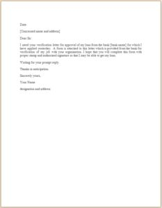 Endorsement Letter Download At HttpWwwTemplateinnCom