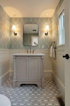 Small Bathroom Reno Ideas. #BathroomReno #SmallBathroomReno  #SmallBathroom Encore Construction