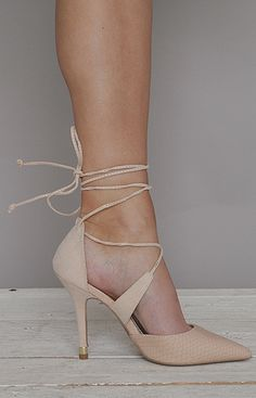 Nude pair of heels is as much of a wardrobe staple as a black pair of heels, they go with everything! Mixi heels (€34.99) look great and with 4 inch heel they are so comfortable too.  SIZING: : Full and half sizes from size 3.5-8- True to size  Man made materials- vegan friendly Zapatos Shoes, Shoes Heels, Pumps, 4 Inch Heels, Vegan Friendly, Wardrobe Staples, Carrie, Looks Great, Stiletto Heels