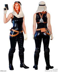At Least I Will: Mara Jade Halloween Costume Cosplay Diy, Cosplay Girls, Cosplay Costumes, Halloween Costumes, Cosplay Ideas, Costume Ideas, Female Cosplay, Diesel Punk, Darth Vader Lightsaber