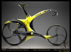 Lance Armstrong Trek Bike by ~jahder on deviantART