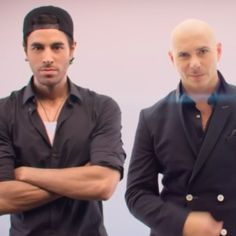 """Pitbull's new """"Messin' Around"""" music video."""