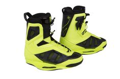 Ronix ParksWakeboard Boot (Neon Butter) | Redline Watersports Pro Shop | Boat Dealer Madison, WI