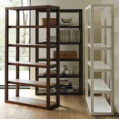 Parsons Bookshelves