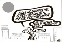 Viñeta: Forges - 1 NOV 2013 | Opinión | EL PAÍS
