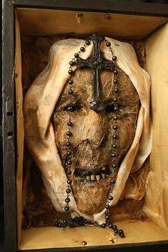 17. First Possessed Nun
