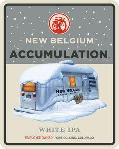 New Belgium winter seasonals are hitting shelves now