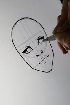 - it is seriously beautiful es serio hermoso 真的 很 漂亮 es ist ernsthaft schön - Digital Painting Tutorials, Art Tutorials, Face Drawing Tutorials, Drawing Tips, Pencil Art Drawings, Art Drawings Sketches, Ipad Art, Drawing Techniques, Painting & Drawing
