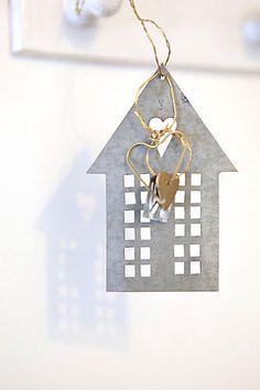 a beautiful little zinc house