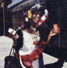 Johnson, New York City, c. Photo c/o Randy Wicker Paris Is Burning, Beach Editorial, Lgbt History, Transgender Model, Queen Photos, Norma Jeane, Aesthetic Photo, Gay Pride, Vintage Beauty