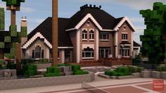Mansion | OR Minecraft Project