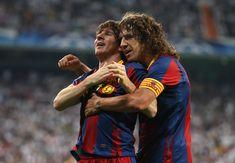 Lionel Messi Photos: Real Madrid v Barcelona - UEFA Champions League Semi Final
