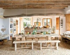 Another cob home inspiration, do you you like the floors? Stone and cob in Majorca. By Alexandre de Betak. nytimes.com Via - Inspiration Green More inspiration subscribe - https://www.youtube.com/channel/UCcPPUszZ4-7yzZNgAAYwJjg