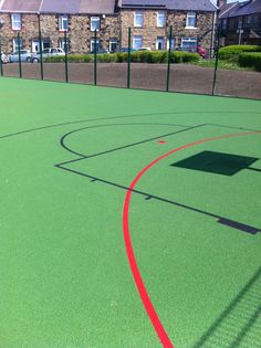 Sports Court Surfacing 6