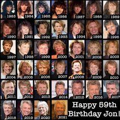 Jon Bon Jovi, Happy Birthday Jon, Hades, The Incredibles, Guys, My Love, Movie Posters, Instagram, Rockers