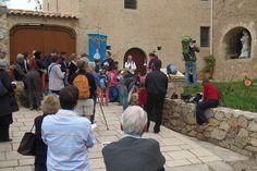 Pèlerinage paroissial à Cotignac le 30 avril 2016.