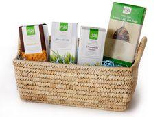 Tea Taster's Basket | Peace Coffee $35
