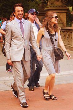 Robert & Susan, último día Avengers