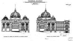Flinders St Architect Drawings