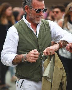 "andrealorenzofotografia: ""Mr. Alessandro Squarzi at Pitti Uomo 90…"