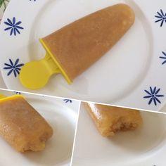 #ghiaccioli alla #frutta #homemade - #ricetta su ericaswelt.blogspot.it