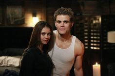 Nina dobrev admits she 'despised' paul wesley – while playing his love interest on the vampire diaries Vampire Diaries Stefan, Paul Wesley Vampire Diaries, Vampire Diaries Fashion, Vampire Diaries Seasons, Vampire Diaries Quotes, Vampire Diaries Cast, Vampire Diaries The Originals, Bonnie Bennett, Elena Gilbert