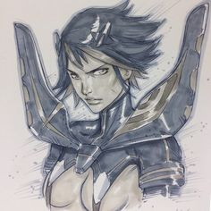 XF..Kill la Kill | Ryuko •Alvin Lee